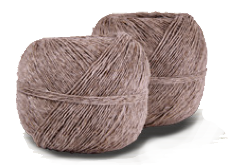 100% Hemp Yarn   1MM 50 Gram Ball   Romanian