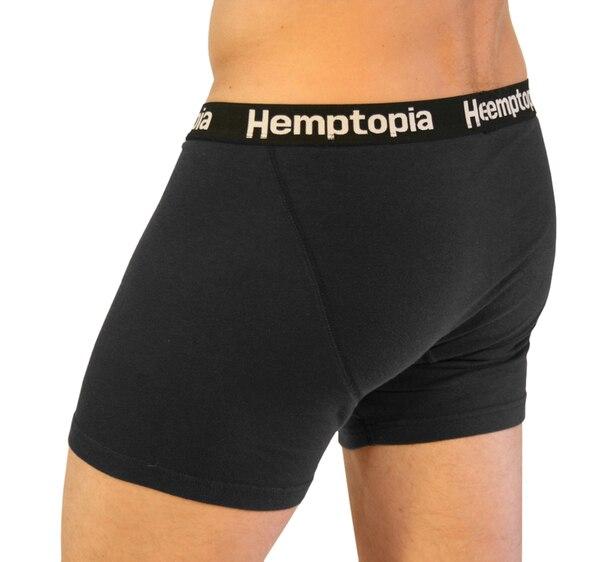 Men's Hemp Boxer Briefs - by Hemptopia