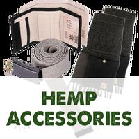 Hemp Accessories