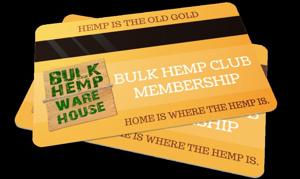Bulk Hemp Warehouse CLUB