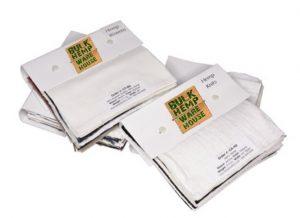 Woven Hemp Fabric & Knit Hemp Fabric Swatch Books - 6in x 6in